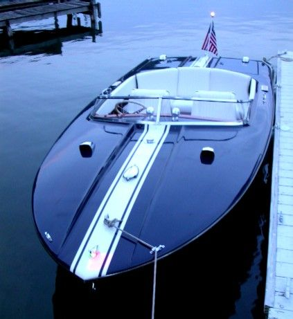 For sale 1969 chris craft commander super sport with 327 for Chris craft boat restoration