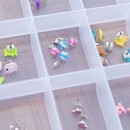 Easy Earring Storage for Girls