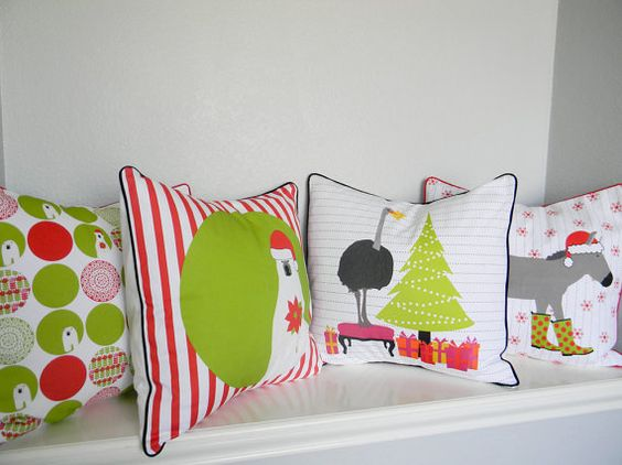 DIY Pillow Panels by Laurie Wisbrun