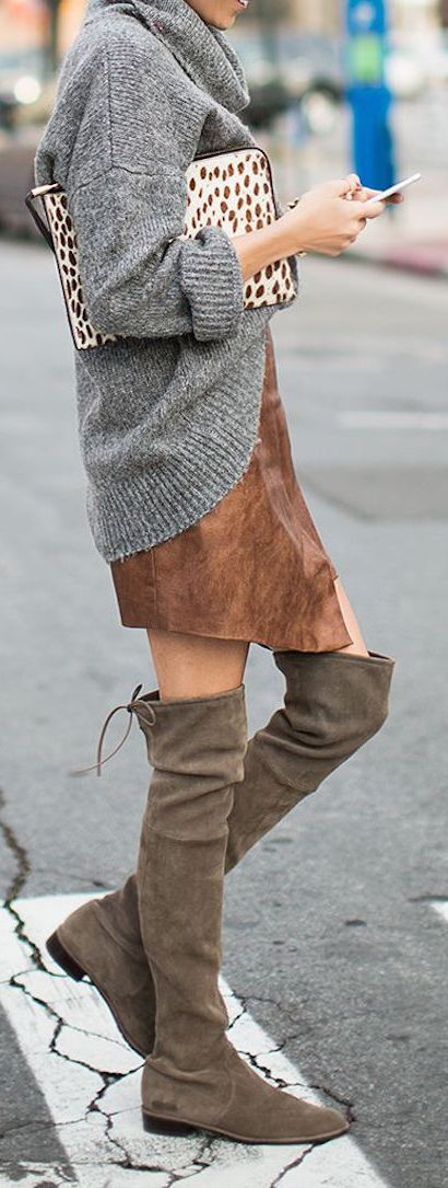 Whitney Port Must Have Suede O T K B Fall Inspo