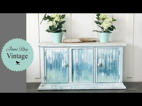How To Crackle Paint Boho Farmhouse Beach Cabinet Youtube Boho Furniture Painted Furniture Distressed Furniture Diy
