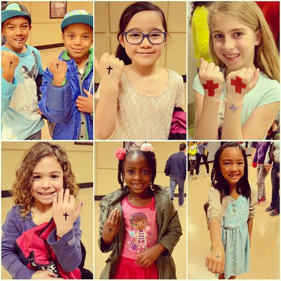 The kids are rockin their crosses!!! We remember JESUS and His love for each and everyone of us! #RememberFriday #CelebrateSunday #BeYou #LocalChurch
