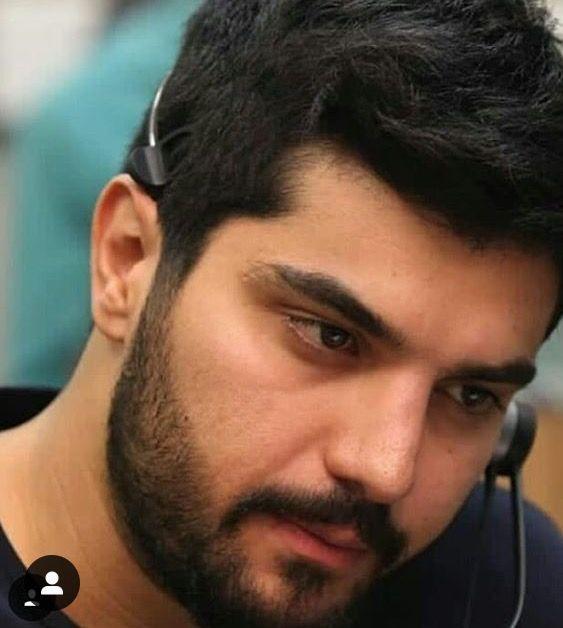 My Man Neon Girl Iranian Actors My Man