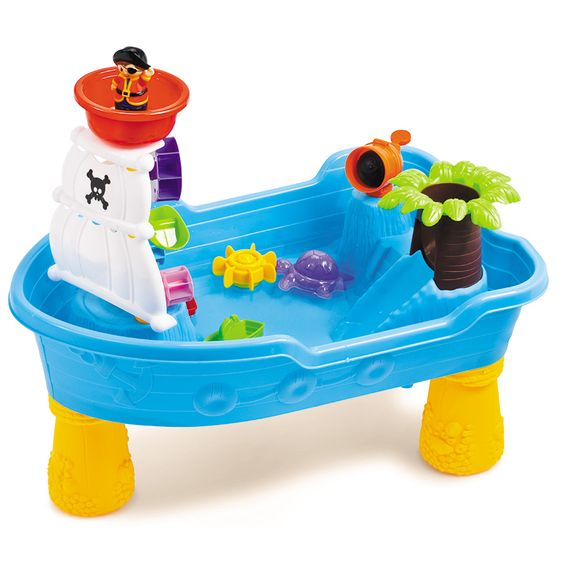 Outdoor Water Toys Product : Sizzlin cool water table pirate toys quot r us australia