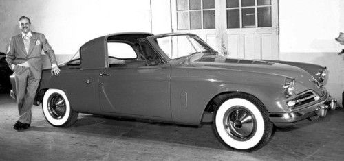 Raymond Loewy… and his Starlight 'Targa' concept | Antique