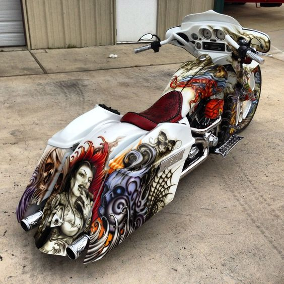 Bagger Motorcycle, Beautiful And Daniel O'connell On Pinterest