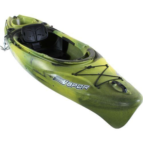Old town vapor 10 39 angler kayak stuff i want pinterest for Fishing kayak academy