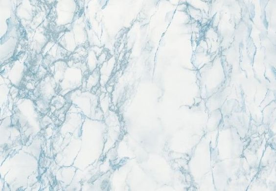 Blue Grey Marble Marble Vinyl Film Wall Papper Adhesive Roll Decorative Wrap…