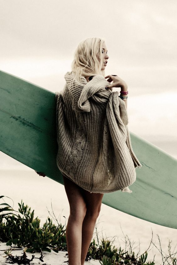 winter -surf via @Quiksilver Women