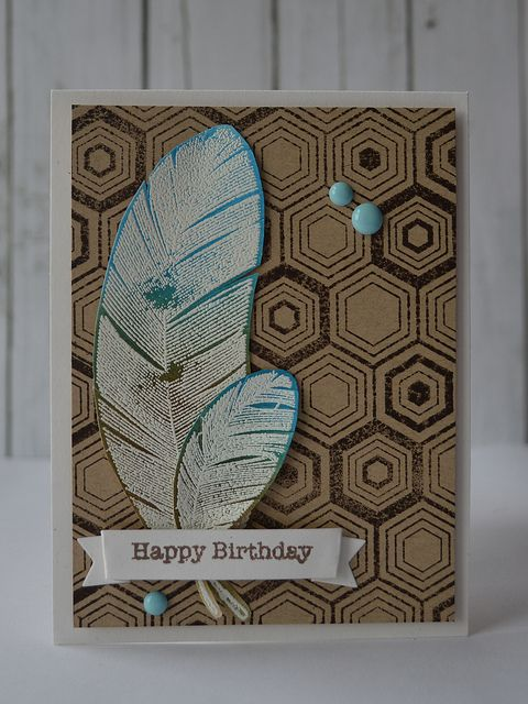 Masculine card | Flickr - Photo Sharing!