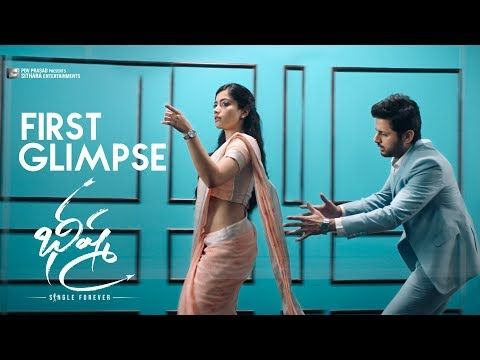 Bheeshma First Glimpse Nithiin Rashmika Mandanna Venky Kudumula Youtube In 2020 Telugu Movies Download Telugu Movies Download Movies