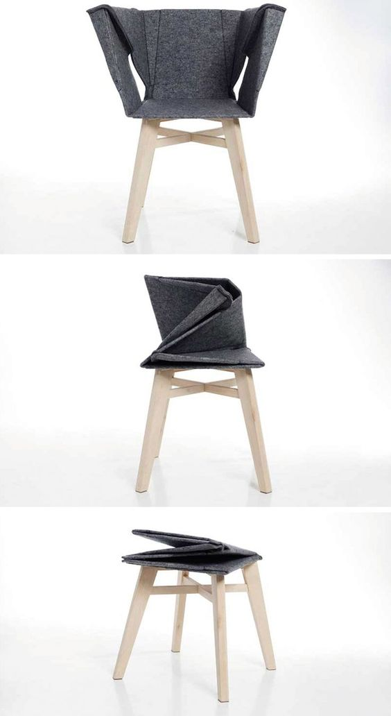 A Folded Chair That Became A Stool 12002198 Pixel Design