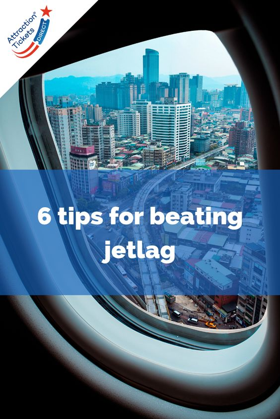 6 tips for beating jetlag Attration Tickets Direct