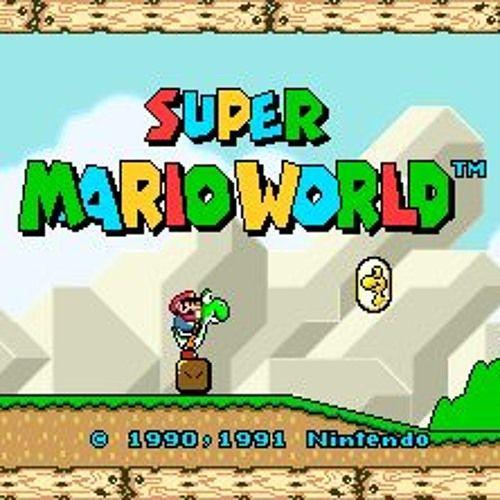 Ending Theme Super Mario World By Loomi Official On Soundcloud Super Mario World Super Mario Bros Nintendo Super Mario