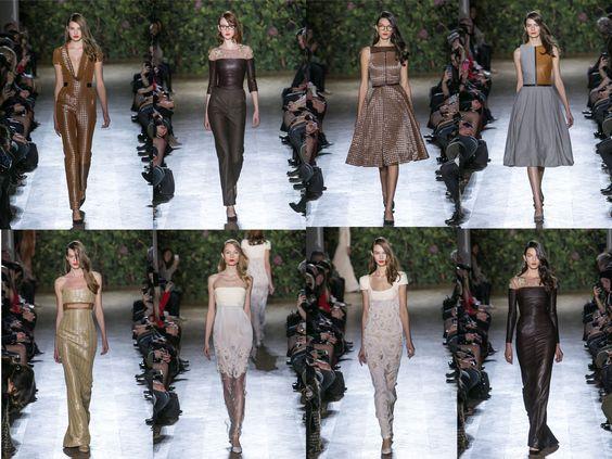Fashion Week Haute Couture Printemps Eté 2014.