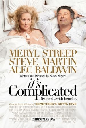 Films with fashion influence - 2009 Its Complicated poster