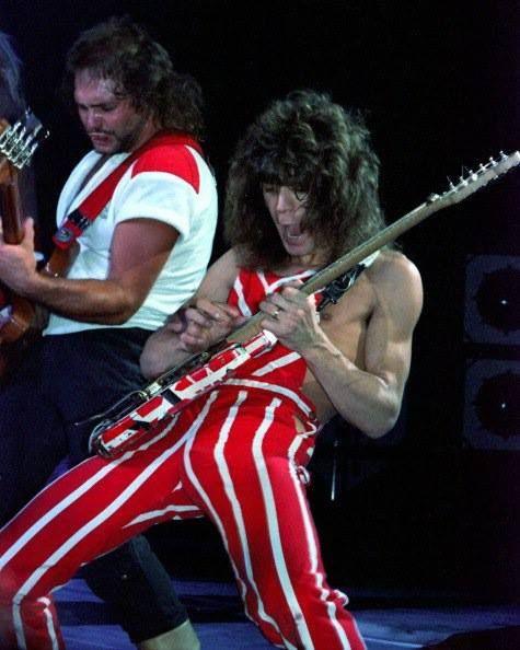 Van Halen Diver Down (Hide Your Sheep) tour '83