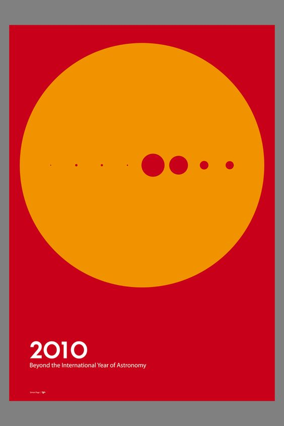 2010 year of astronomy poster 2