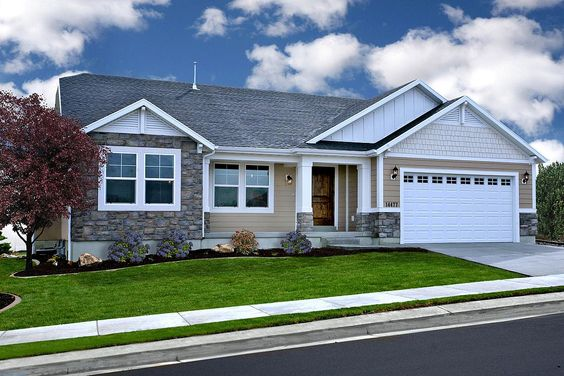 Model Homes Virtual Tour And Floor Plans On Pinterest