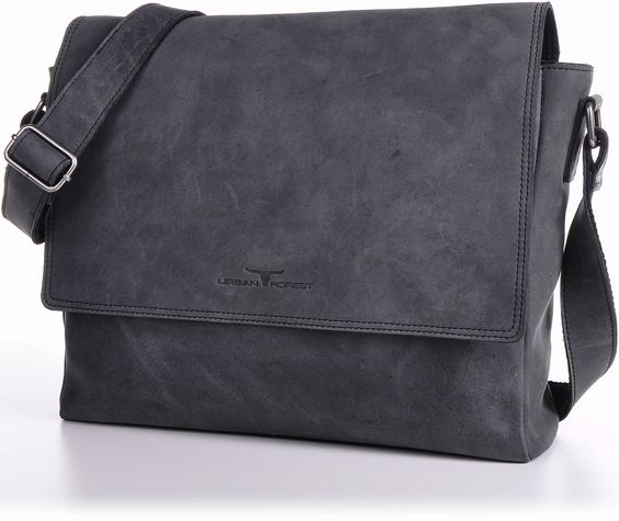 Urban forest cntmp leder handtaschen messenger for Urban wohndesign