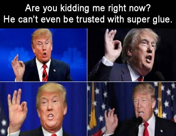 The World Is Still Reacting To Donald Trump Winning The Election With Some Hilarious Memes – 50 Pics: