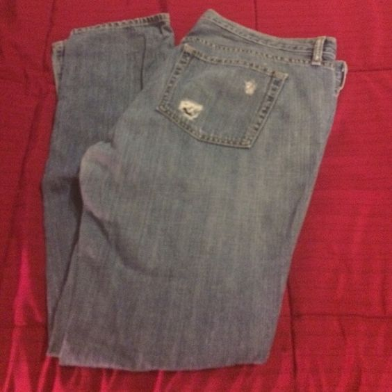 J Crew vintage matchstick jeans Great condition jeans. Vintage look and ready to ship! J. Crew Jeans Straight Leg