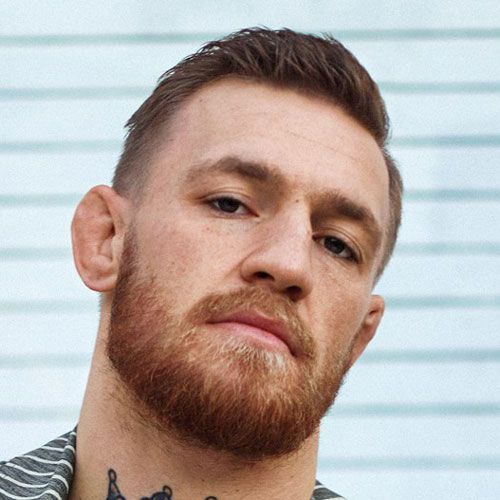 The Conor Mcgregor Haircut Is The Perfect Mens Hairstyle For Guys Wanting A Stylish Yet Sporty Look If Your In 2020 Mcgregor Haircut Conor Mcgregor Haircut Beard Fade