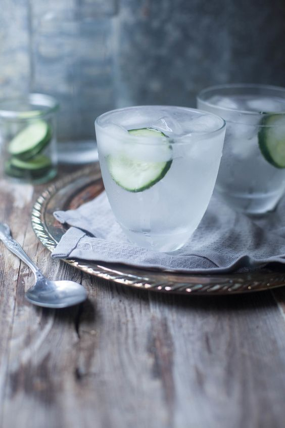 The biggest #AntiAgeing drink is water. It's been said before many times, but water really is essential for good health and good looks. The reason skin looks so grey, dry and wrinkled after too many cocktails is because alcohol dehydrates the skin – Beauty Works London