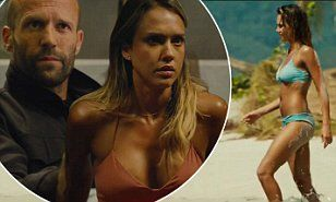 Gun-toting Jason Statham and scantily-clad Jessica Alba don't do too much to dissuade typecasters in the latest trailer for The Mechanic: Resurrection. The duo team up for the upcoming sequel