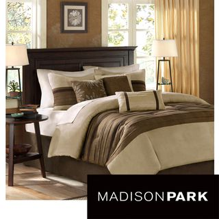 "Madison Park ""Teagan"" - Set de edredón, 7 piezas"