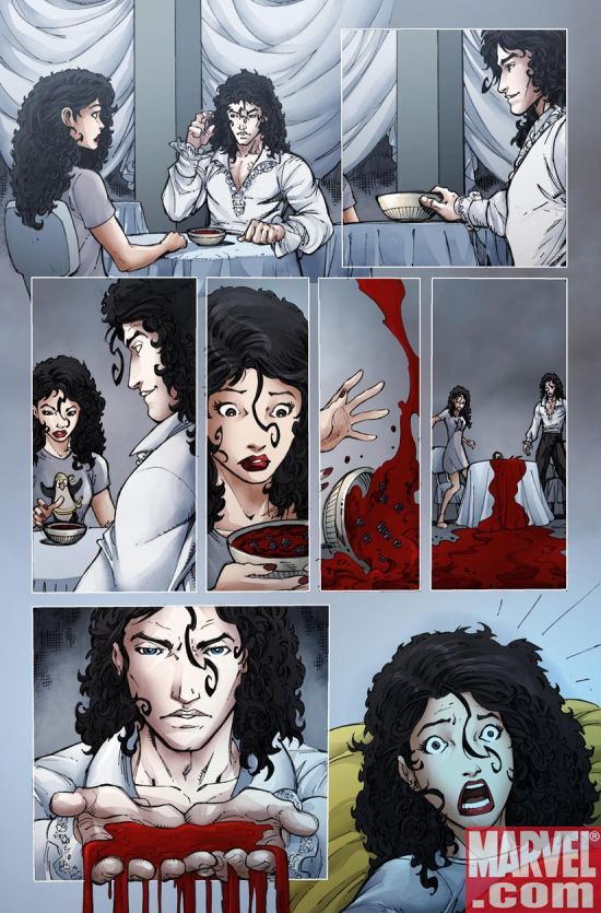Anita Blake, Vampire Hunter: Guilty Pleasures (Graphic Novel #8)