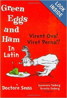 Green Eggs And Ham Latin 60
