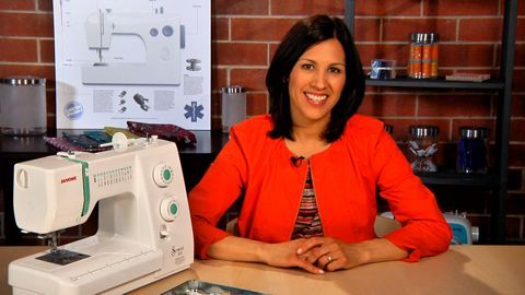 Sewing Machine 911