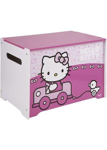 Hello Kitty Toy Chest : Pinterest the world s catalog of ideas