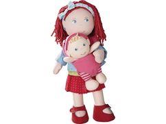Pop Rubina met baby