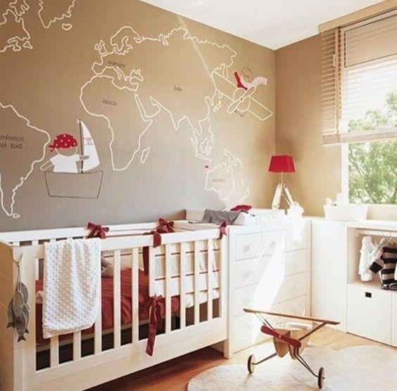 explorateur  Deco  Pinterest  Chambres de bébé et Bébé