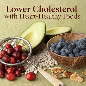 You can help lower your cholesterol naturally by following a heart-healthy diet. These heart-smart foods and recipes are extra powerful -- they can help lower bad LDL cholesterol.