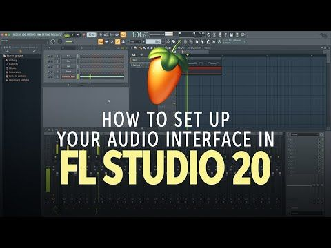 New Video How To Set Up An Audio Interface In Fl Studio 20 Sweetwatersound On Youtube Studio Time Stretch Hip Hop News