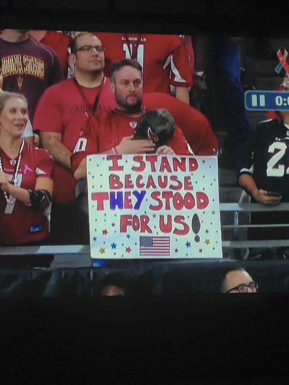 Even prouder to be a Cardinals fan!