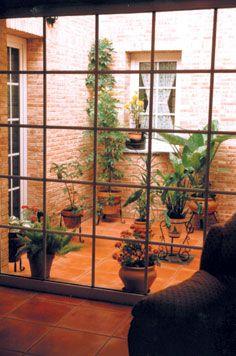 Decoraciones y Modernidades: Jardines modernos para interior de casa