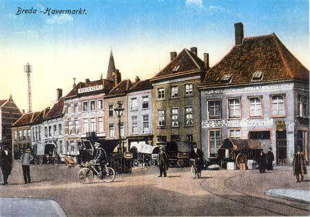 Oud Breda | Argusvlinder