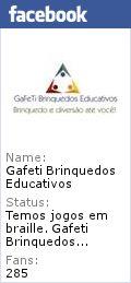 Facebook - Gafeti Brinquedos Educativos