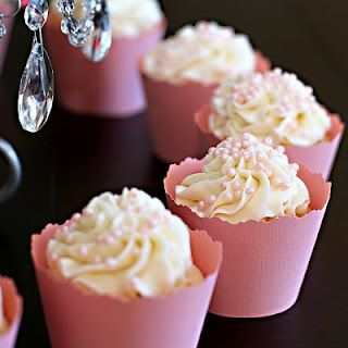 I love cuccake cups.... In fact, I make them...custom! if you're ever interested call me.
