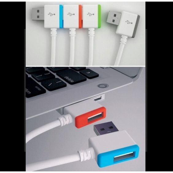 Stackable USB's