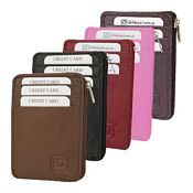 RFID Blocking Secure Wallet Mini