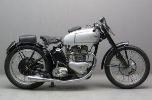 Triumph 1946 Grand Prix 500cc 2 cyl ohv
