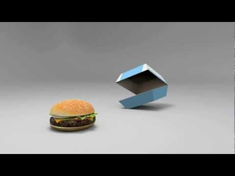 Alan Becker Youtube In 2020 Burger Box Alan Computer Animation