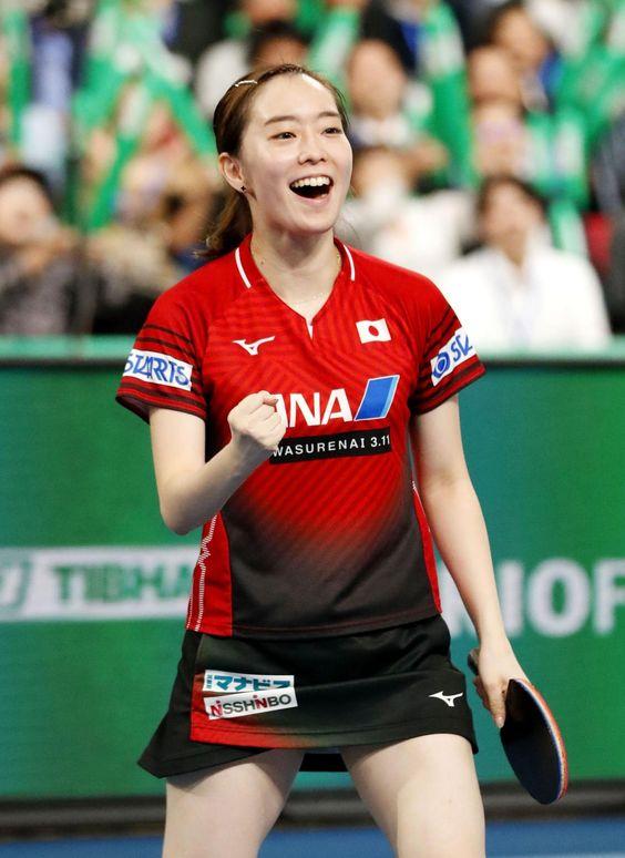 東京五輪のテスト大会を兼ねた卓球のワールドカップ(W杯)団体戦第3日は8日、東京体 - Yahoo!ニュース(共同通信)