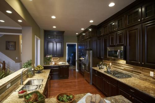 Ceilings kitchens and ikea fans on pinterest for 10 foot ceilings kitchen cabinets