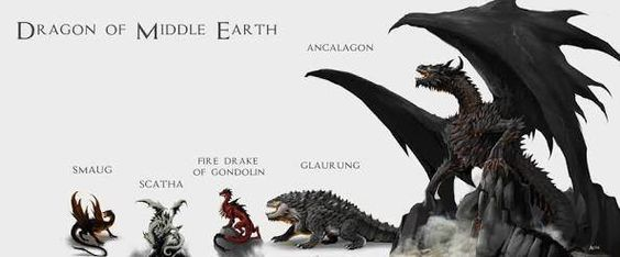 Some of the bad guys from Tolkien's books - Imgur